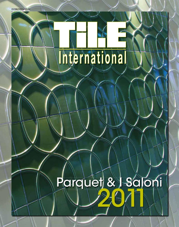 Tile International 22011 By Tile Edizioni Issuu