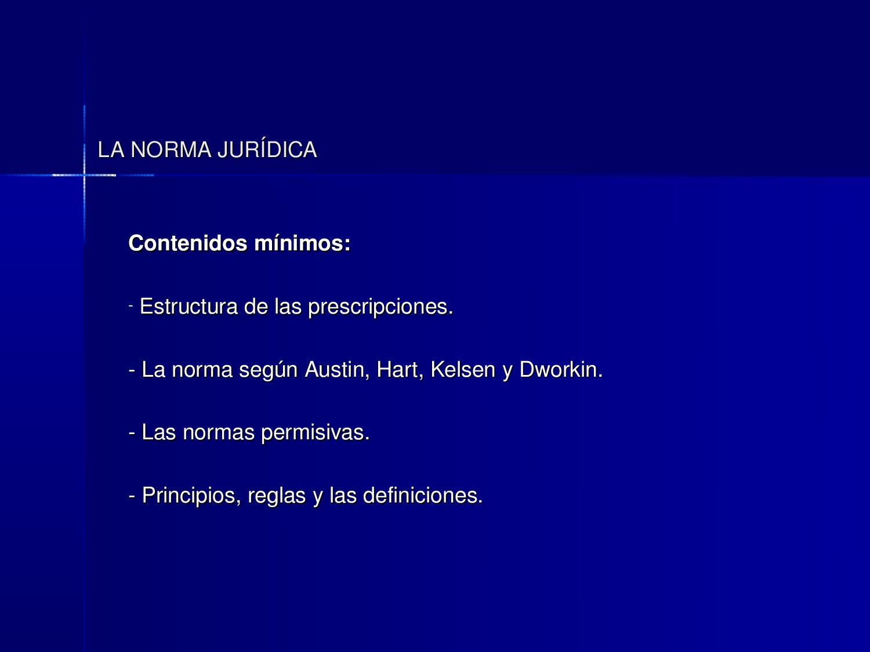 La Norma Juridica By Pepe Diaz Issuu