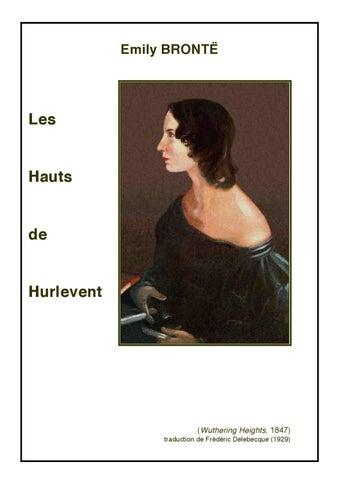 Les Hauts de Hurlevent by robin hunzinger - issuu 1c1604fb7e93