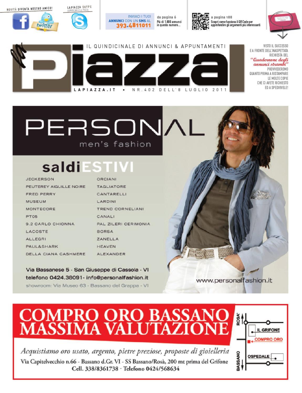 la Piazza 402 by la Piazza di Cavazzin Daniele - issuu c0b63effb7f