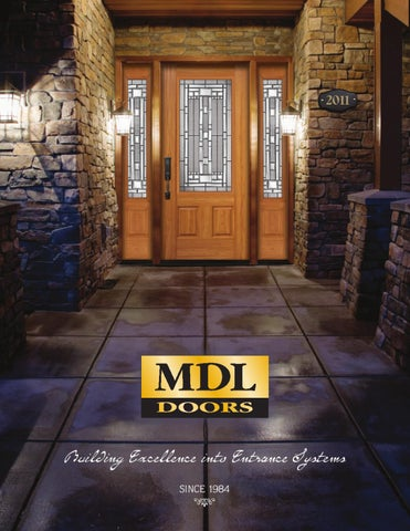 Page 1 & MDL Doors 2011 Quick Ship by MDL Doors - issuu