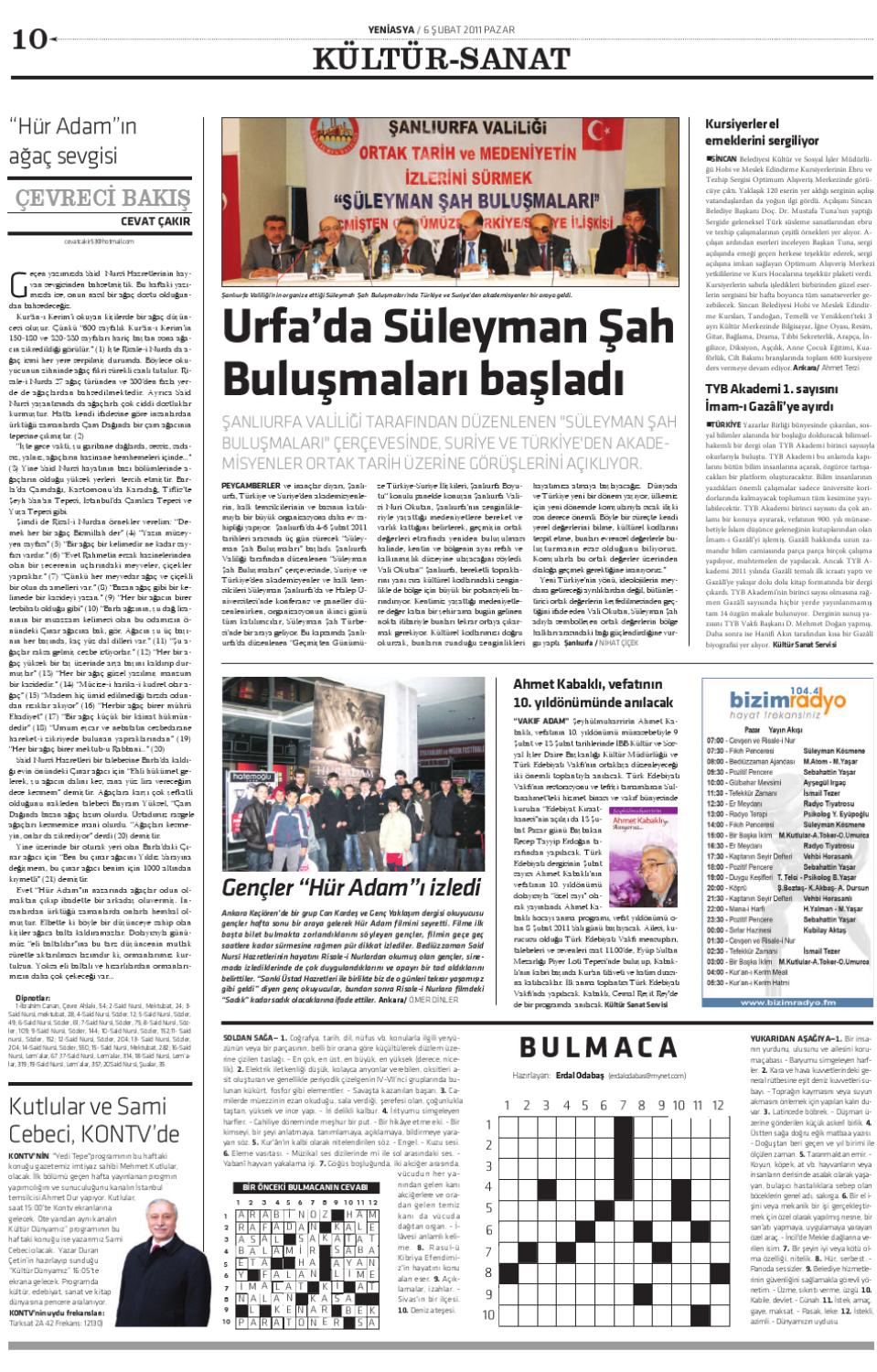 06 Subat 2011 By Euro Nur Issuu