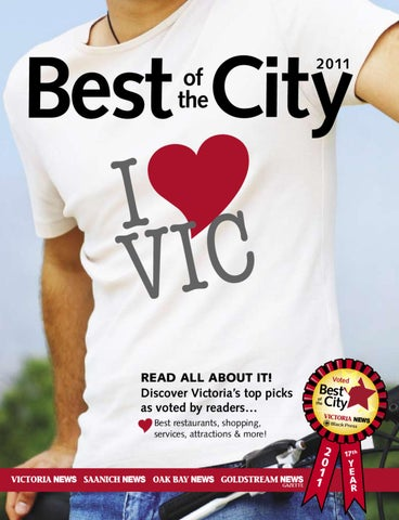 123fc68dbf3 Best of the City 2011 by Saanich News - issuu