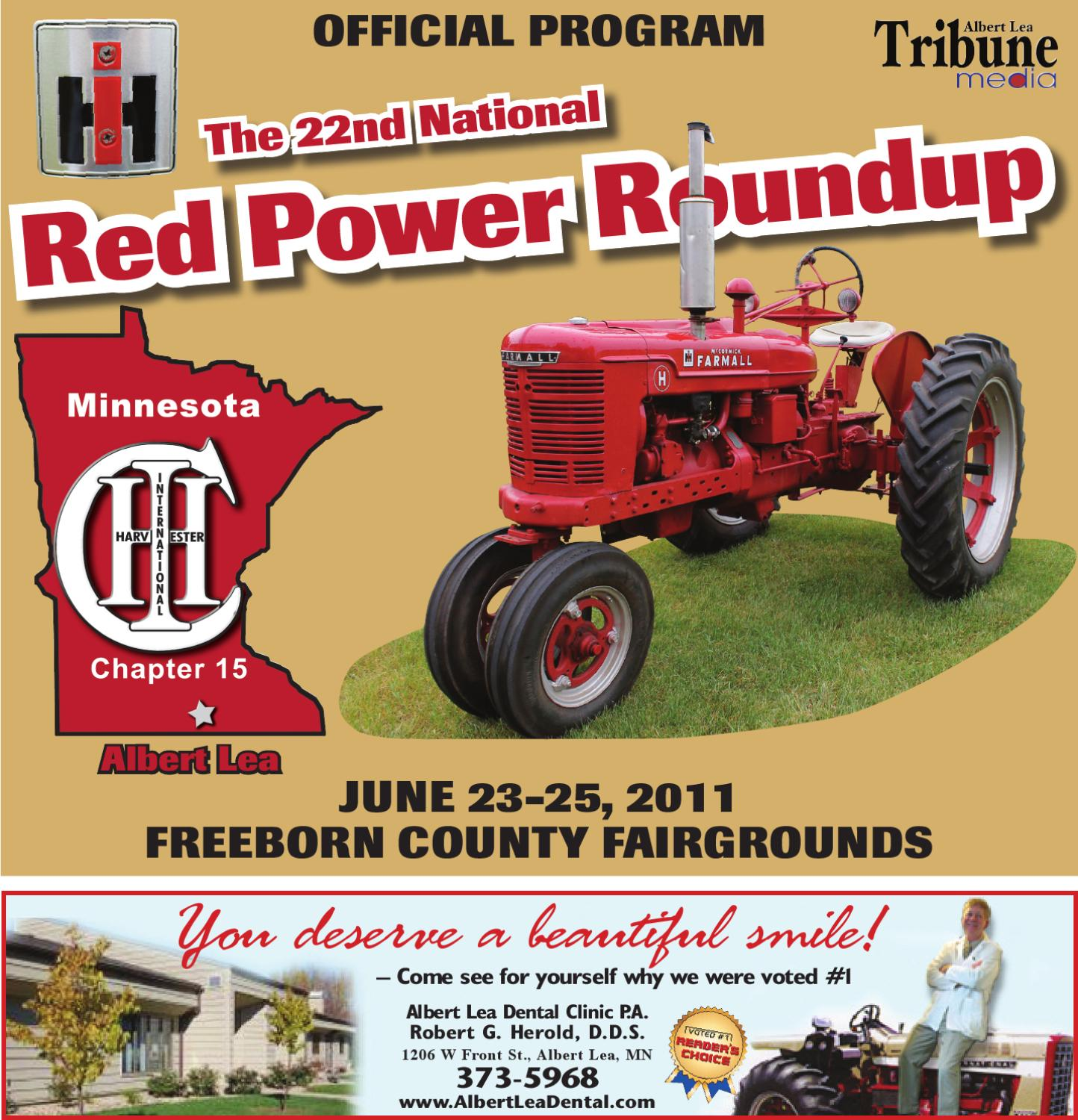 red power roundup by albert lea magazine issuuFarmall 656 Electrical Problems General Ih Red Power Magazine #12