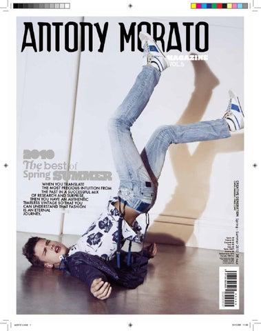 Antony Morato Magazine Vol.5 by Antony Morato - issuu e0c916fa8283