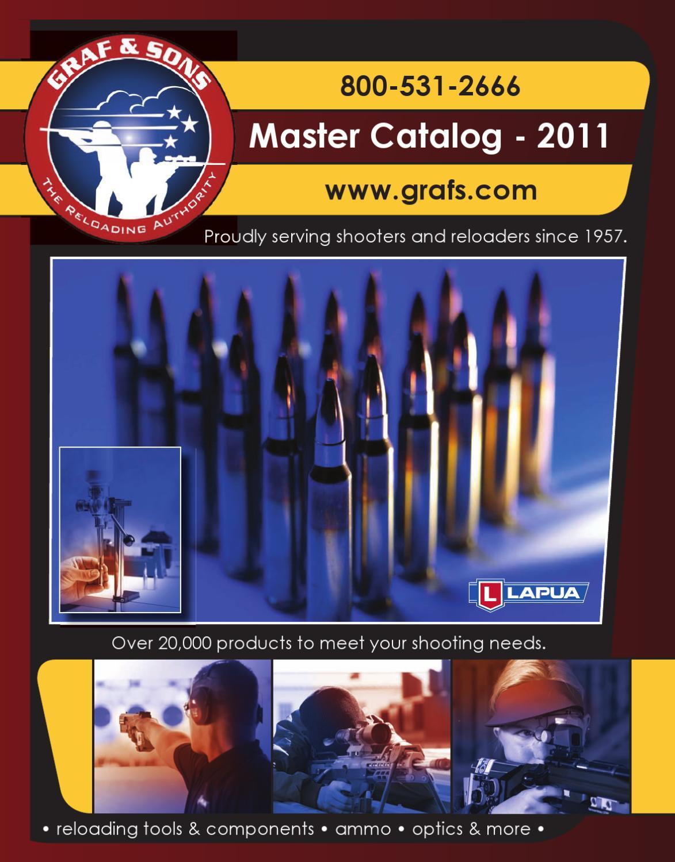 Graf & Sons Master Catalog - 2011 by Graf & Sons, Inc - issuu