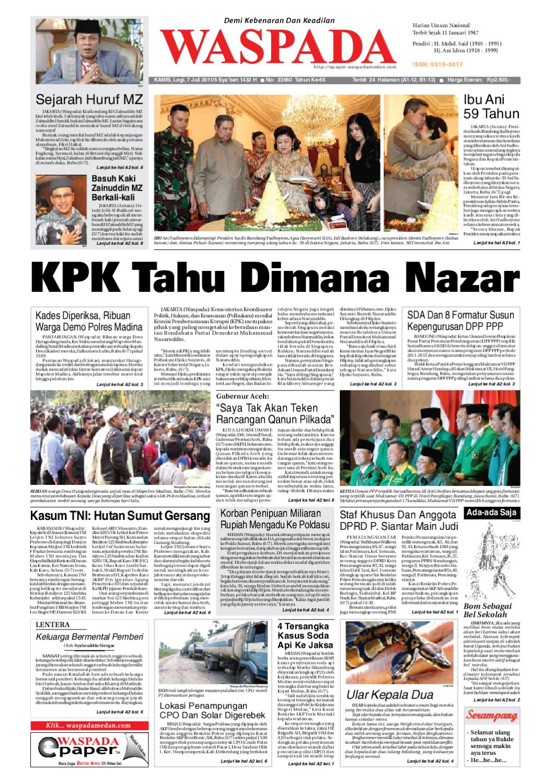 Waspada Kamis 7 Juli 2011 By Harian Issuu Krezi 17 Bantal Leher Bulu C House