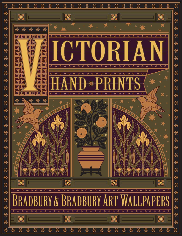 Bradbury Victorian Hand Prints Wallpaper Catalog By Art Wallpapers