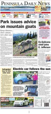 PDN 20110708 J by Peninsula Daily News & Sequim Gazette - issuu on