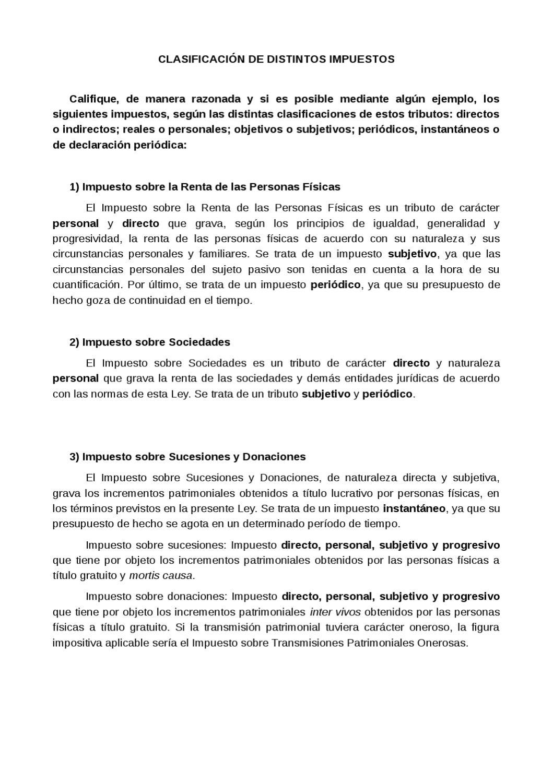 practica clasificación de impuestos by pepe diaz - issuu