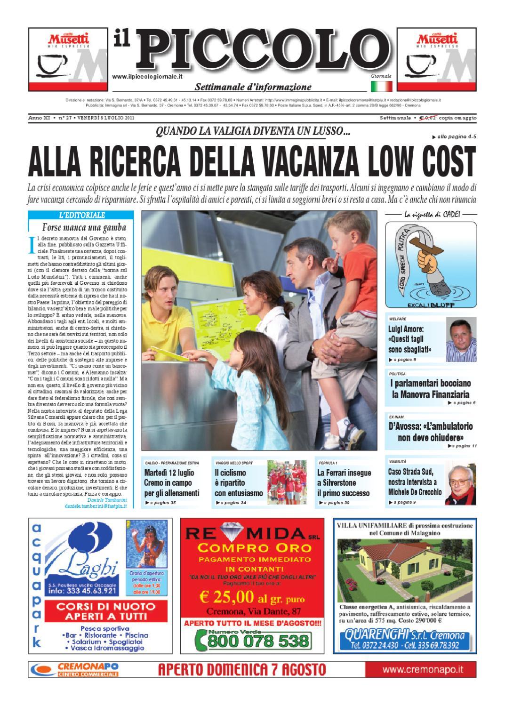 Il Piccolo Giornale by promedia promedia - issuu 090f343735f