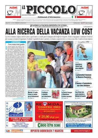 Il Piccolo Giornale by promedia promedia - issuu f4e2b7480e83