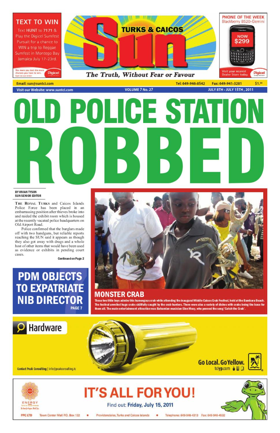 Volume 7 Issue 27 by The SUN Newspaper - issuu