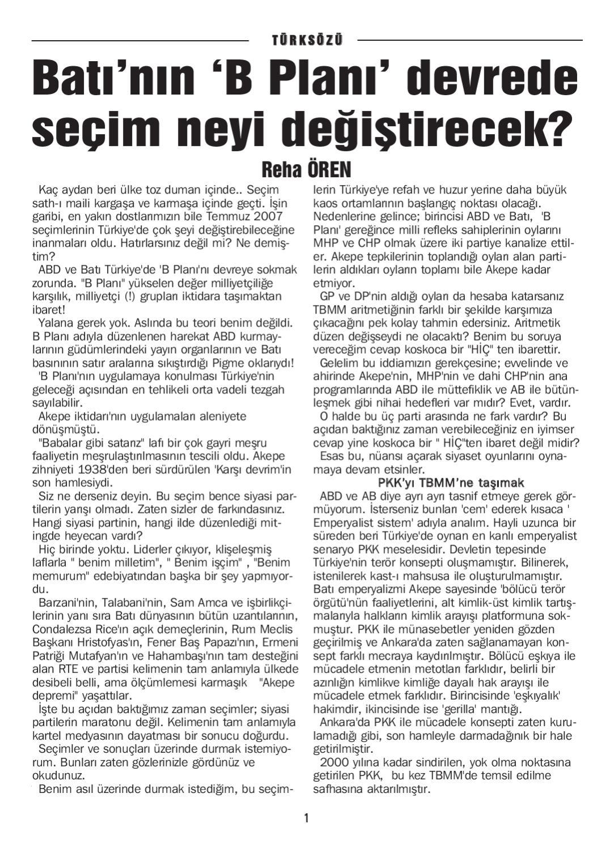 Turk Sozu Dergisi By Halil Ibrahim Koc Issuu