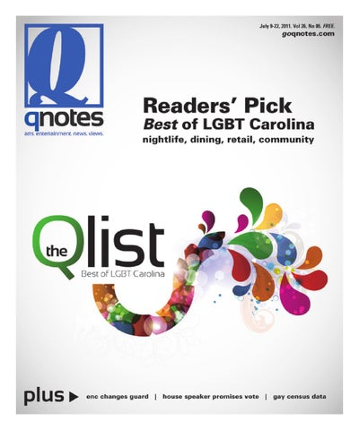 QNotes July 9-22, 2011 by QNotes - issuu