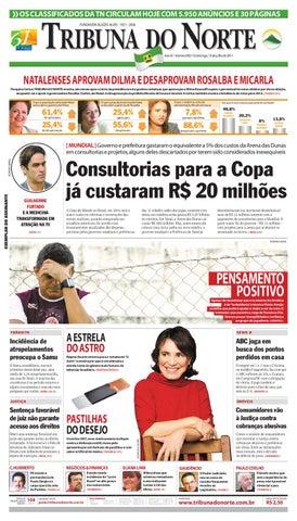 Tribuna do Norte - 10 07 2011 by Empresa Jornalística Tribuna do ... 605e9f25cf0