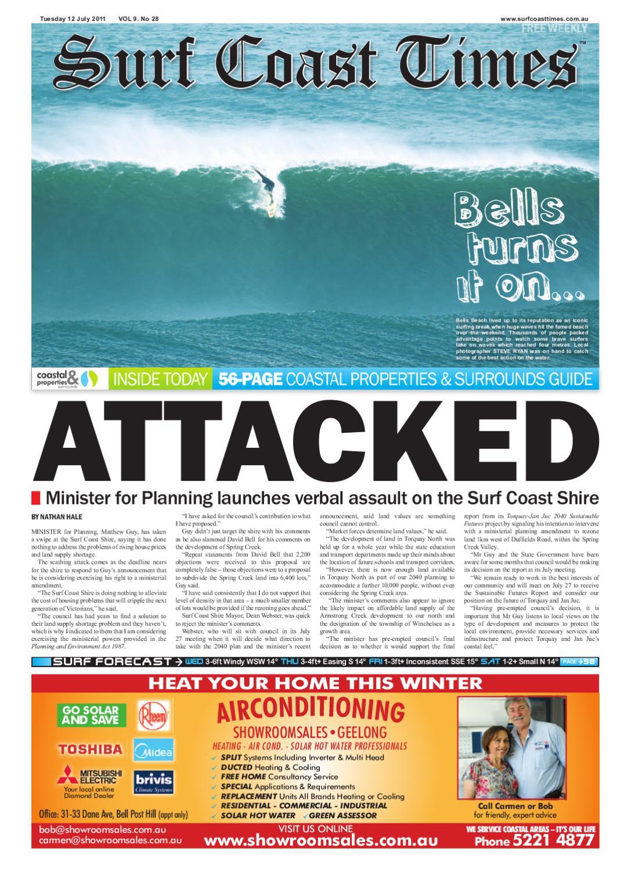 19 Surf Coast Times July 10 by Surf Coast News Australia Pty Ltd   issuu