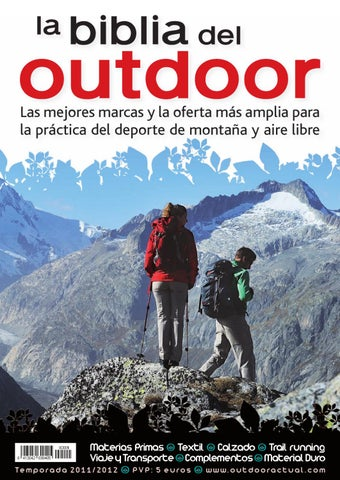 size 40 acbe3 dc6f9 La biblia del Outdoor 2011-12 by Media Pro Dynamic SL - issuu