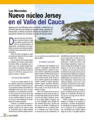 12301f51a10 Jersey Colombia - Marzo 2010 by Asociación Colombiana de Criadores ...