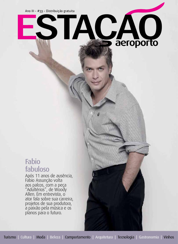 Revista Estação Aeroporto  33  Julho 2011  by Estação Aeroporto - issuu c6134a26e1b3d