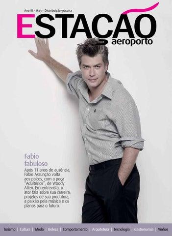 Revista Estação Aeroporto  33  Julho 2011  by Estação Aeroporto - issuu 166291fb98442
