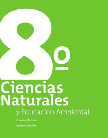 Guia Post-Primaria Ciencias Naturales 8° by Carlos Andres Peñas ...