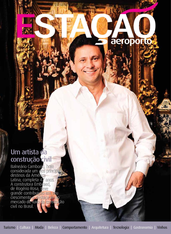 Revista Estação Aeroporto  33  capa especial SC  by Estação Aeroporto -  issuu 48152367431ca