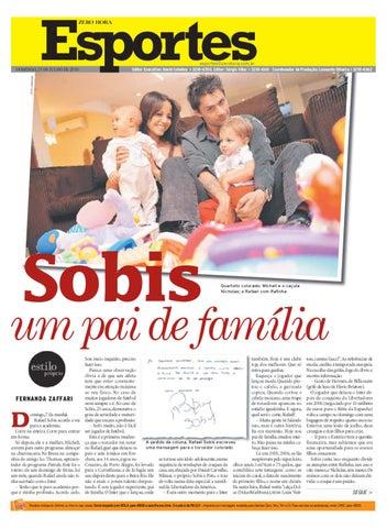 Esporte Zero Hora by Aluisio Pinheiro - issuu f6698a94cd5e1