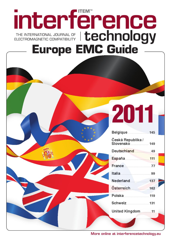 Europe EMC Guide by ITEM Media - issuu