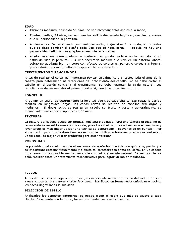 Contemporáneo Cómo Cortar Cara De Capítulo Capas Ti Mismo Colección ...