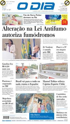 c3aee6a1ac Jornal O DIA by Jornal O Dia - issuu