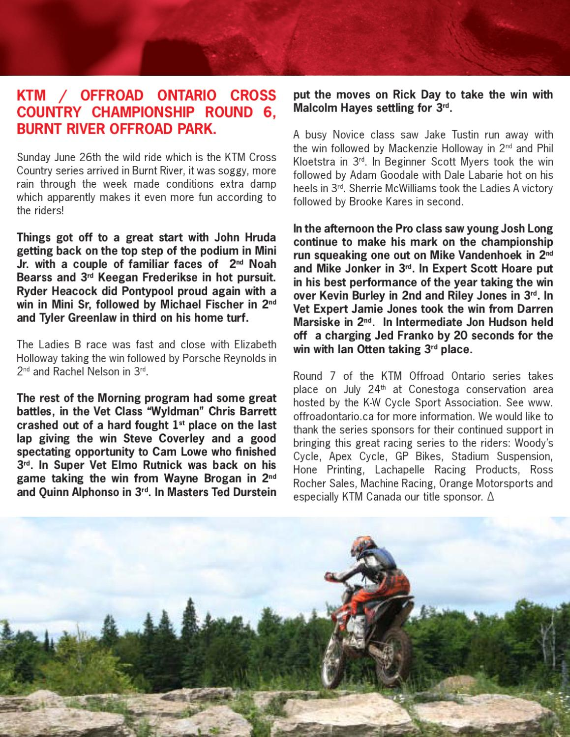 Volume 3 Issue 2 by Traction eRag Offroad & Dualsport
