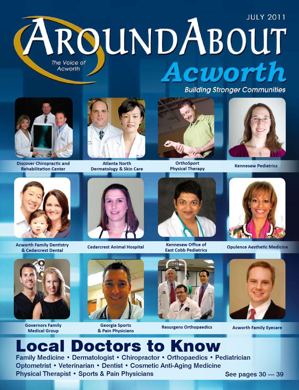 2011 July Issue By Acworth Community Magazine Issuu