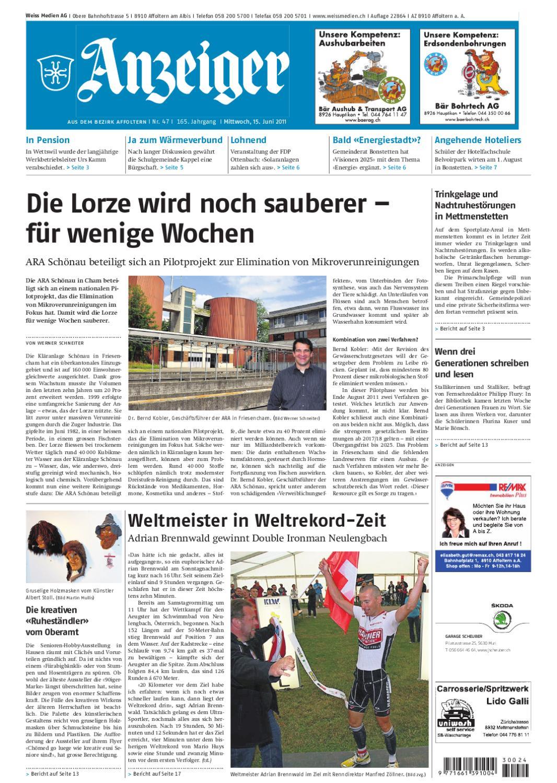 f0dc90914ae8 ABA 47 2011 by AZ-Anzeiger - issuu