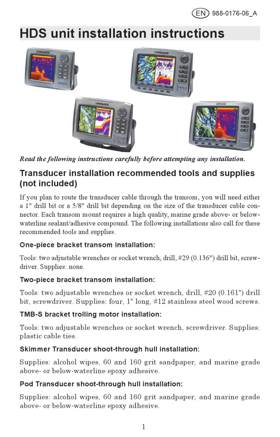hds 8 wiring diagram lowrance hds install guide by steven gallagher issuu  lowrance hds install guide by steven