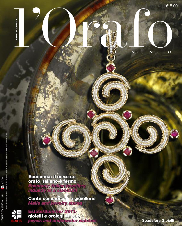 121b0cd320 L'Orafo Italiano 2011 06 by Edifis - issuu