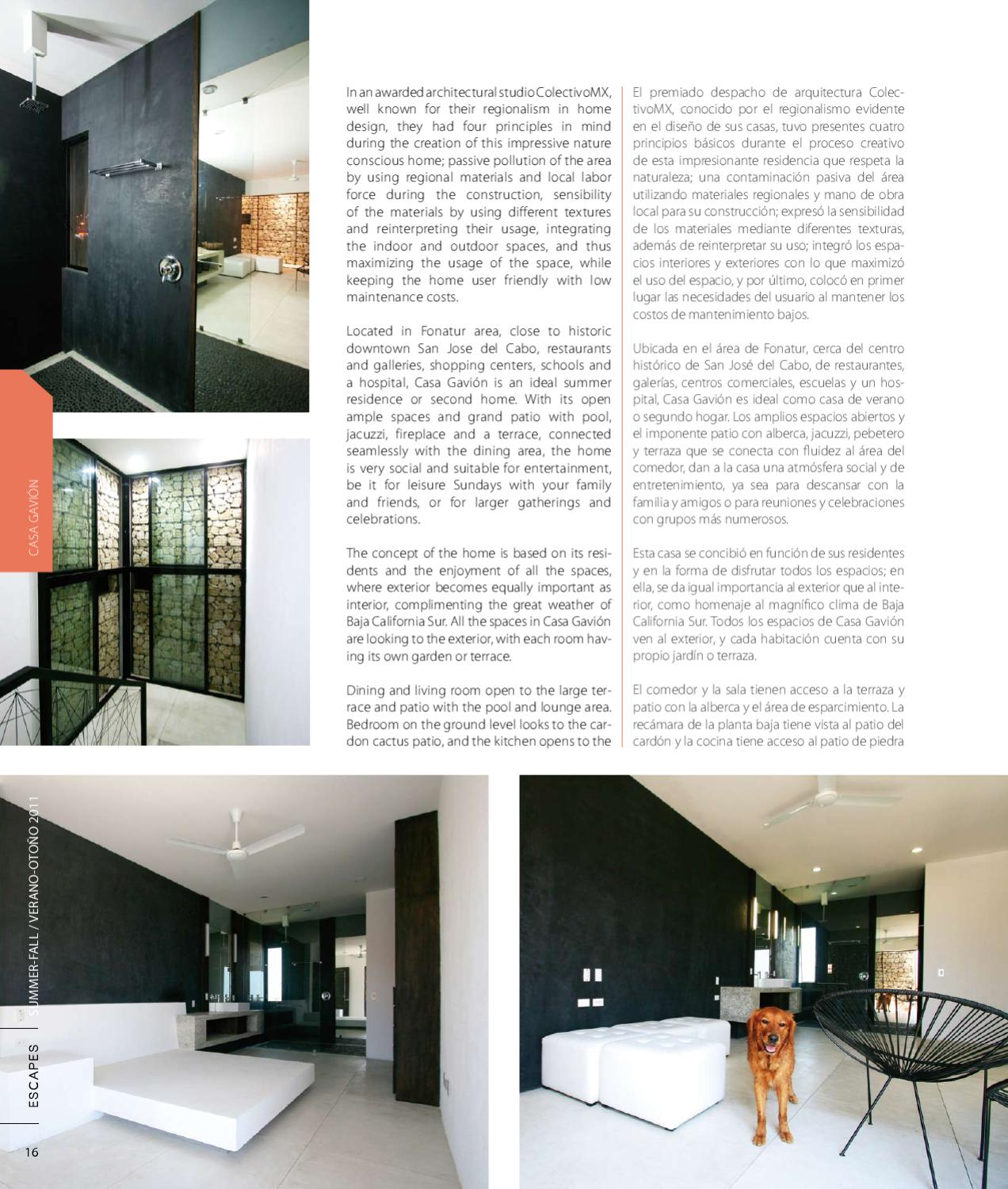 Escapes 7 Summer Fall 2011 By Grupo Riveras Issuu