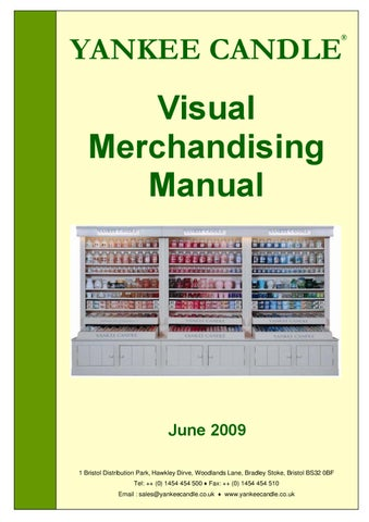 merchandising manual by melanie roberts issuu rh issuu com Visual Merchandising and Store Design Planogram Visual Merchandising