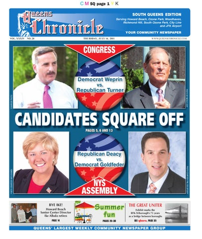 05d4dfb210bc Queens Chronicle 7-14-11 by Queens Chronicle - issuu