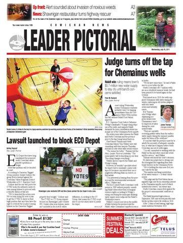 f08aa670588e7 Fri July 15, 2011 Cowichan News Leader Pictorial