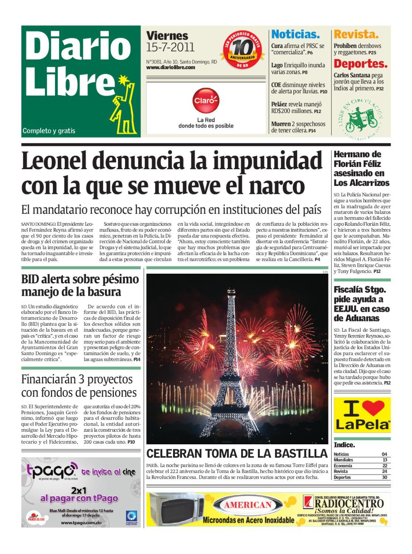 diariolibre3082 by Grupo Diario Libre, S. A. - issuu