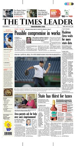 Times Leader 07-15-2011 by The Wilkes-Barre Publishing Company - issuu 54b6a0a44
