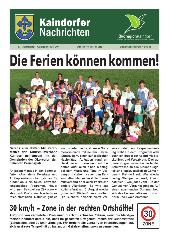 Partnervermittlung umgebung in kaindorf - Frauen aus