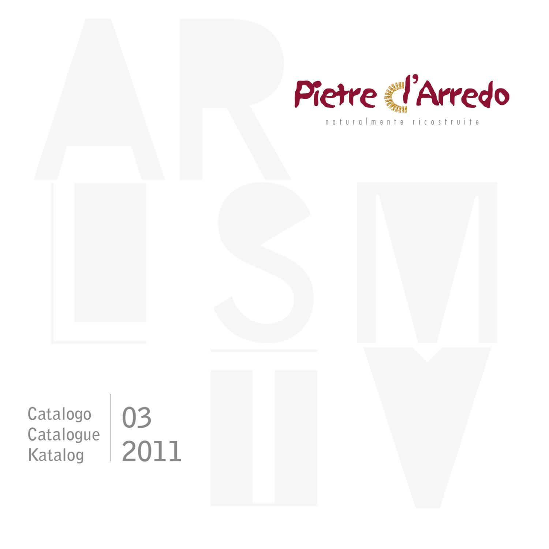 Catalogo pietre d 39 arredo by nicola pinchi issuu for Colmef pietre d arredo