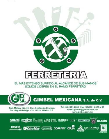 b69eafb40ca7 CATALOGO FERRETERIA by gimbel mexicana - issuu