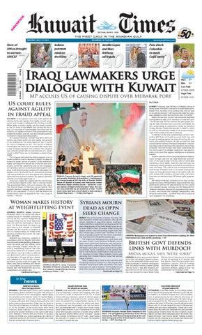 ebbe71520099 17 Jul by Kuwait Times - issuu