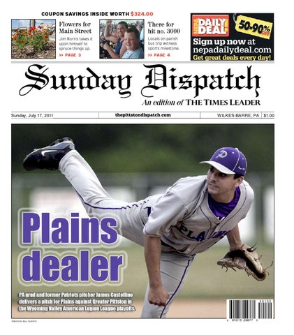80a17efb864 The Pittston Dispatch 07-17-2011 by The Wilkes-Barre Publishing ...