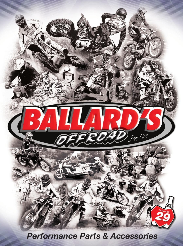"Ballards NEW Motorcycle 19/""x25mm Dirtbike Rubber Rim Tape"
