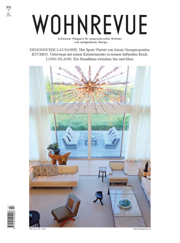 Wohnrevue 07 2011 by Boll Verlag - issuu