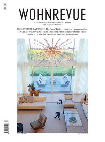 Wohnrevue 07 2011 By Boll Verlag   Issuu